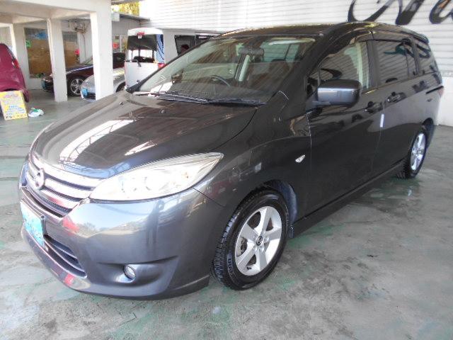 沖縄の中古車 日産 ラフェスタ 車両価格 75万円 リ済込 平成25年 7.7万km グレー