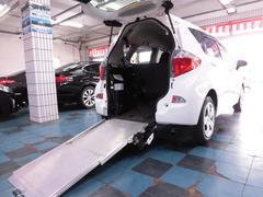 ラクティスXスローパー/車椅子仕様スローパータイプ/車椅子電動固定装置