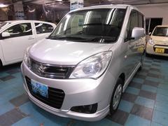 沖縄の中古車 スズキ ソリオ 車両価格 69万円 リ済込 平成26年 5.8万K シルバー