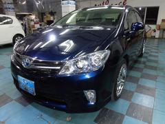 沖縄の中古車 トヨタ SAI 車両価格 108万円 リ済込 平成22年 5.9万K ダークブルー
