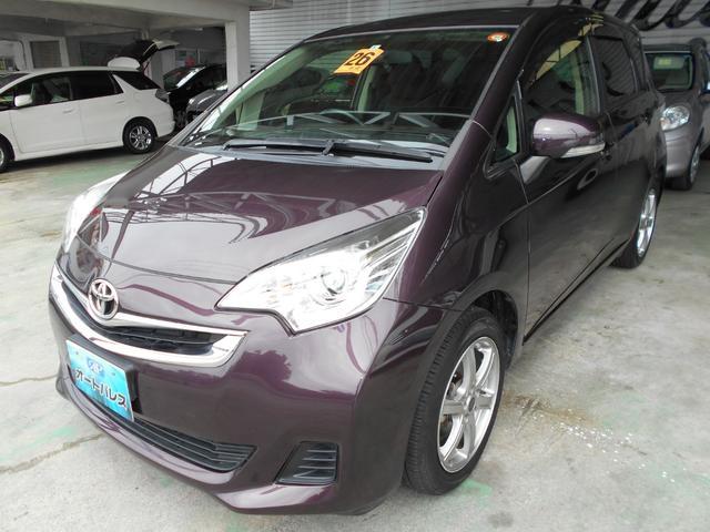 沖縄県の中古車ならラクティス G