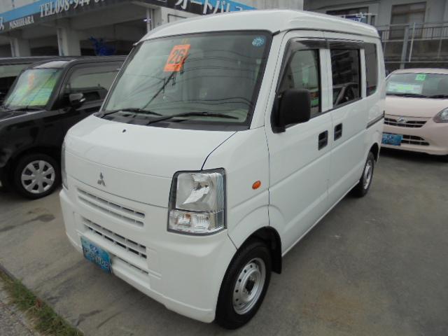 沖縄県の中古車ならミニキャブバン Gハイルーフ