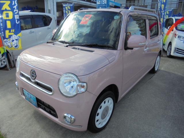 沖縄県の中古車ならミラココア