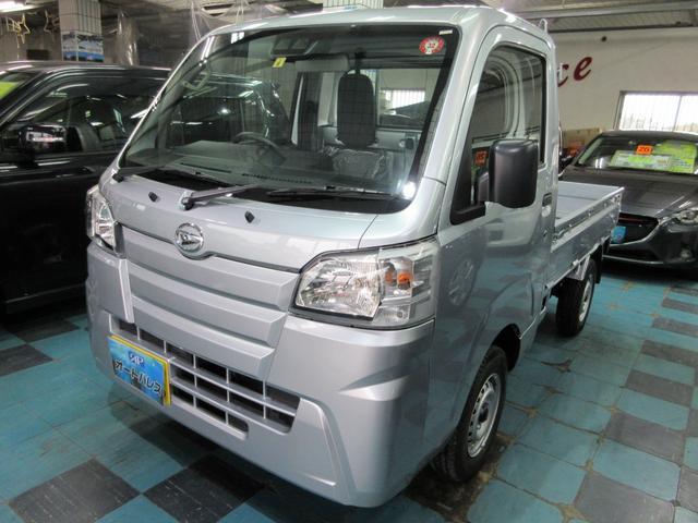 沖縄県の中古車ならハイゼットトラック スタンダードSAIIIt 届け出済み未使用車 AT車
