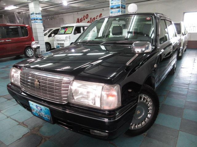 沖縄県の中古車ならクラウンコンフォート  LPG車