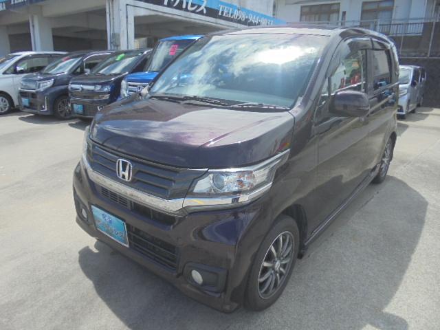 沖縄県うるま市の中古車ならN-WGNカスタム