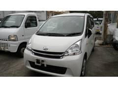 沖縄の中古車 ダイハツ ムーヴ 車両価格 19万円 リ済込 平成22年 23.1万K ホワイト