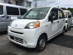 沖縄の中古車 ホンダ ライフ 車両価格 16万円 リ済込 平成22年 18.2万K ホワイト