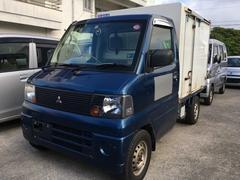 ミニキャブトラック冷凍車 4WD 5速 エアコン