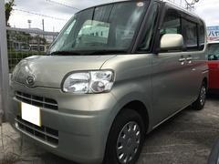 沖縄市 ハヤマ自動車 ダイハツ タント Xスペシャル 1オーナー シャンパンメタリックオパール 30.3万K 平成22年