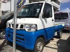 クリッパートラック三方開 エアコン オートマ 軽トラック