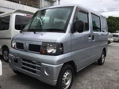 沖縄の中古車 日産 クリッパーバン 車両価格 21万円 リ済込 平成24年 15.4万K シルバー