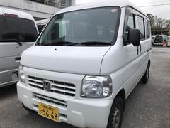 沖縄の中古車 ホンダ アクティバン 車両価格 20万円 リ済込 平成24年 16.9万K シルバーM