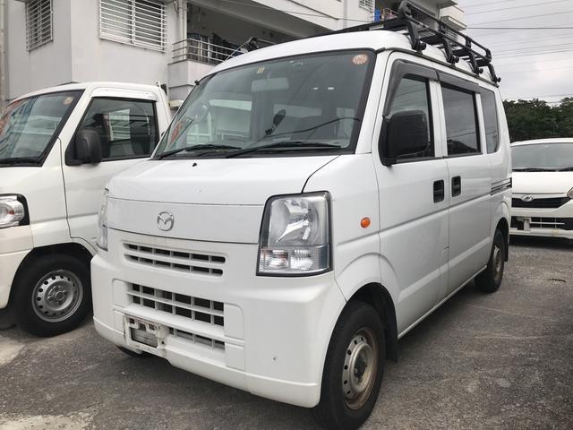 沖縄県の中古車ならスクラム エアコン パワステ AT