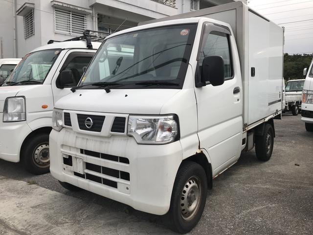 沖縄県の中古車ならNT100クリッパートラック 保冷車 オートマ ETC