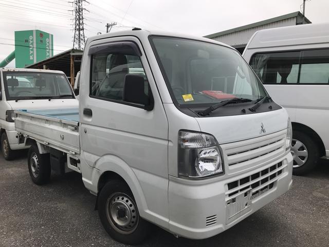 沖縄県の中古車ならミニキャブトラック 5MT エアコン