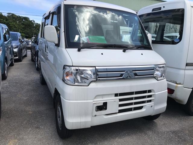 沖縄の中古車 三菱 ミニキャブバン 車両価格 29万円 リ済込 2014(平成26)年 10.7万km ホワイト