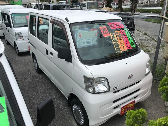 沖縄県の中古車ならハイゼットカーゴ AT車