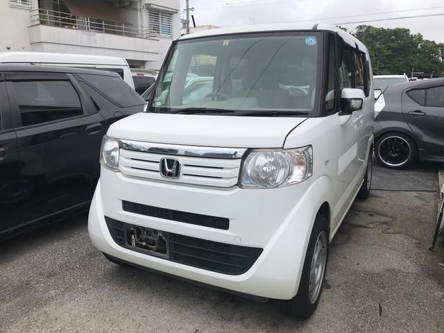 沖縄県の中古車ならN-BOX+ 車いす移動車 福祉車両 CVT