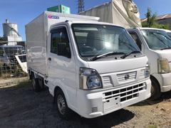 NT100クリッパートラックDX AC MT 軽トラック 2名乗り 白 保冷車
