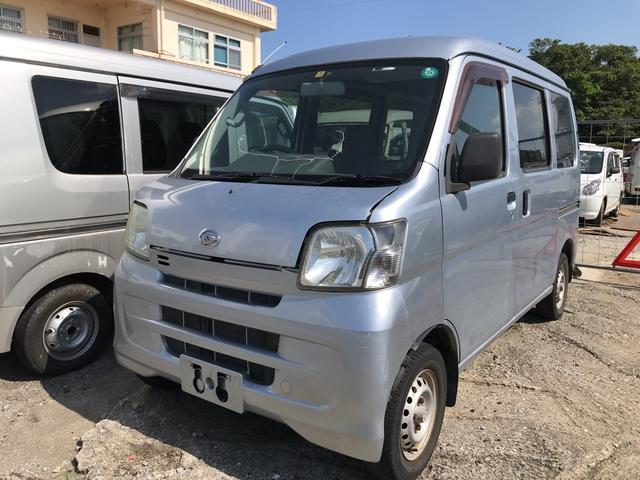 沖縄県の中古車ならハイゼットカーゴ DX 5MT 4WD