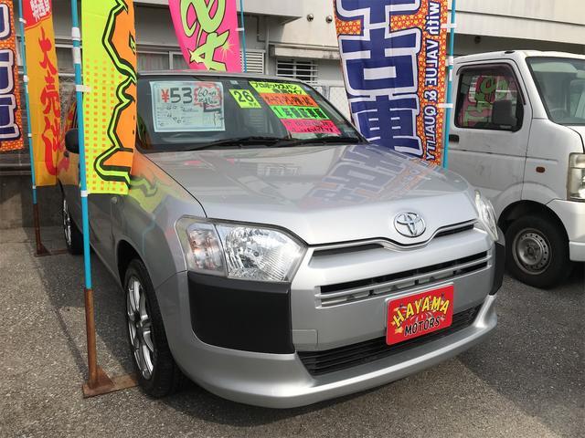 沖縄県の中古車ならプロボックス DXコンフォート 社外16インチ