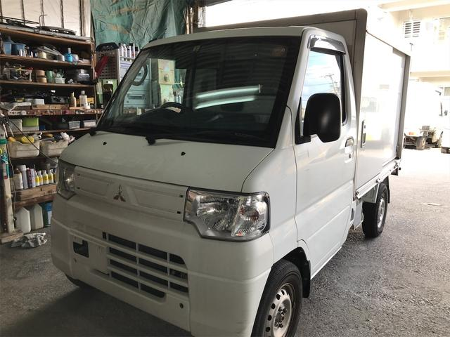 沖縄県沖縄市の中古車ならミニキャブトラック Vタイプ AT 保冷車