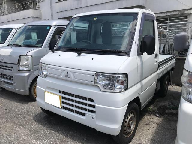 沖縄県沖縄市の中古車ならミニキャブトラック Vタイプ AT エアコン パワステ