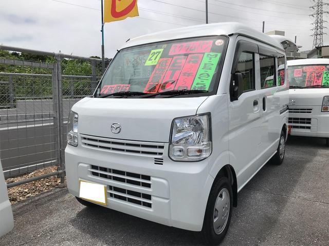 沖縄県沖縄市の中古車ならスクラム 5MT フル装備 ETC
