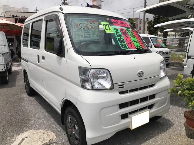 沖縄県沖縄市の中古車ならハイゼットカーゴ DX