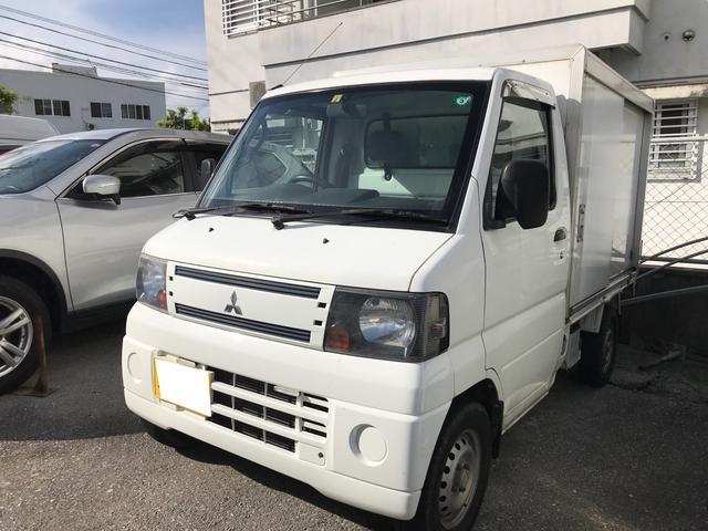 沖縄県の中古車ならミニキャブトラック 保冷車 オートマ エアコン