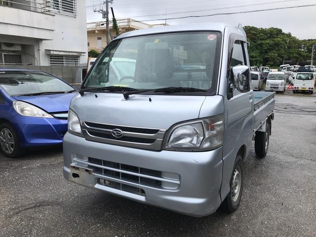 沖縄県沖縄市の中古車ならハイゼットトラック エクストラVS 5MT 4WD エアコン パワステ