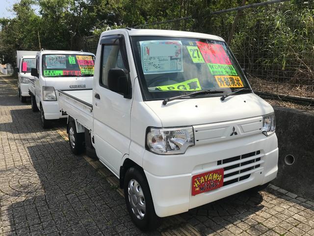 沖縄県沖縄市の中古車ならミニキャブトラック  LPG車 MT5速