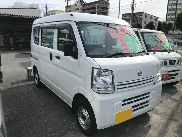 沖縄県の中古車ならNV100クリッパーバン  ETC