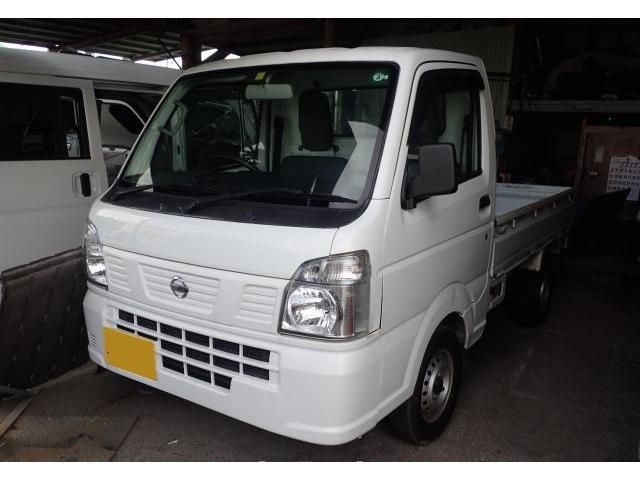 沖縄県沖縄市の中古車ならNT100クリッパートラック DX オートマ 4WD エアコン