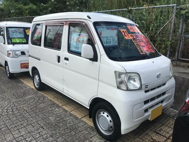 沖縄県沖縄市の中古車ならハイゼットカーゴ