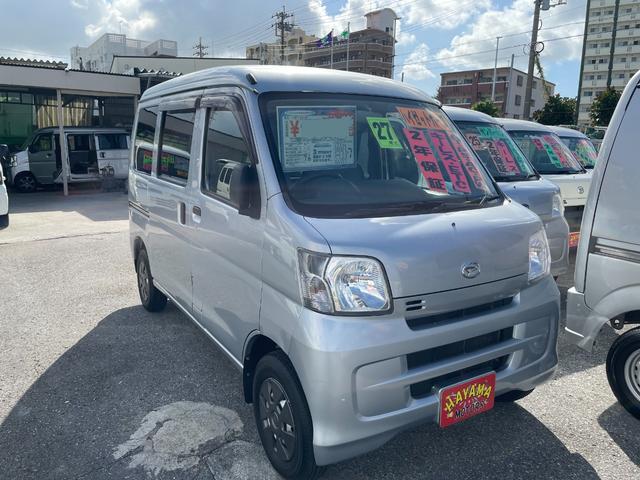 沖縄県沖縄市の中古車ならハイゼットカーゴ  ETC