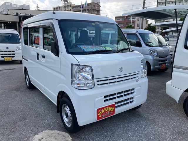 沖縄県沖縄市の中古車ならエブリイ  パワステ エアコン Wエアバッグ