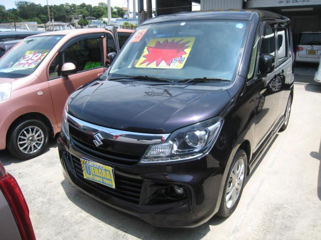 沖縄県沖縄市の中古車ならソリオバンディット ベースグレード