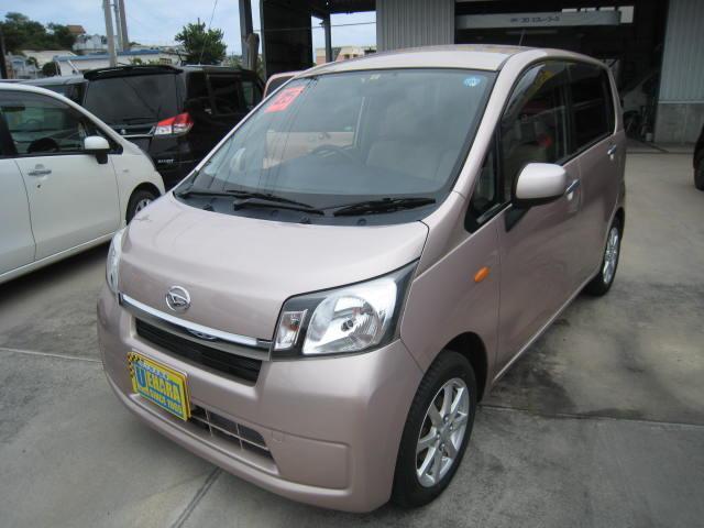 沖縄県の中古車ならムーヴ L アイドリングストップ