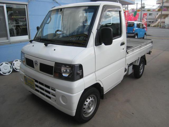 沖縄県の中古車ならクリッパートラック DX