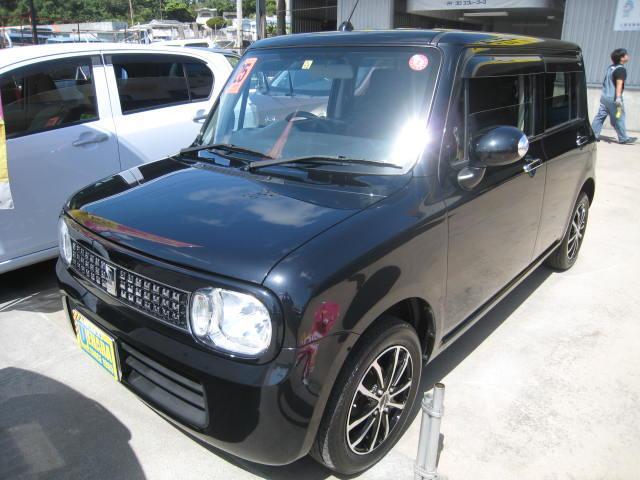 沖縄県の中古車ならアルトラパン XL