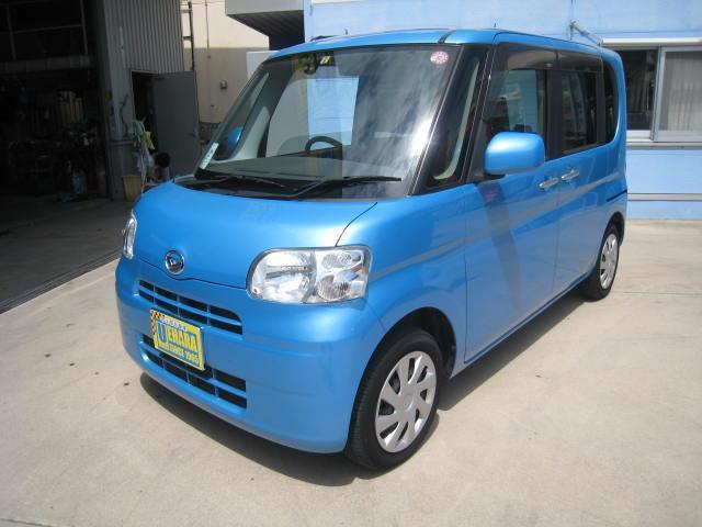 沖縄県の中古車ならタント スローパーシヤシート付