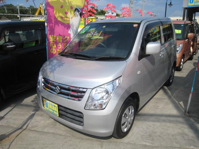 沖縄県沖縄市の中古車ならワゴンR FXアイドリングストップ