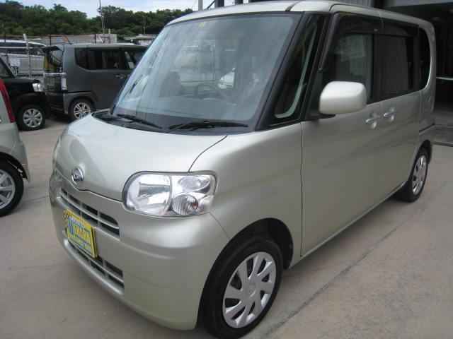 沖縄県の中古車ならタント X パワースライドドア