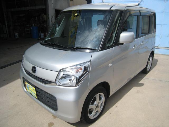 沖縄県の中古車ならフレアワゴン XS フルセグTV・Bluetooth・バックカメラ
