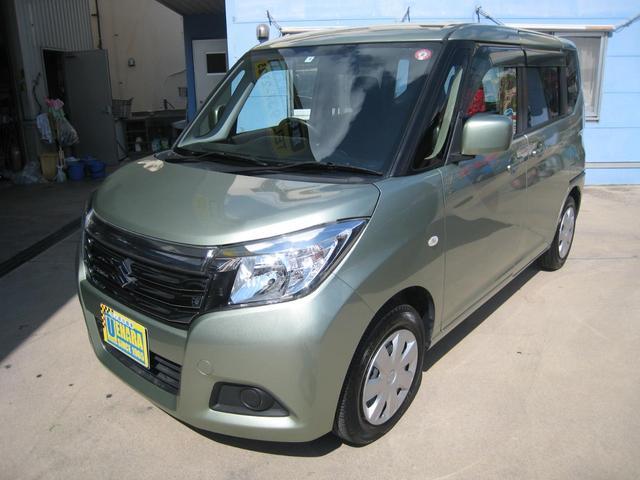 沖縄県の中古車ならソリオ G ナビ・Bluetoothオーディオ