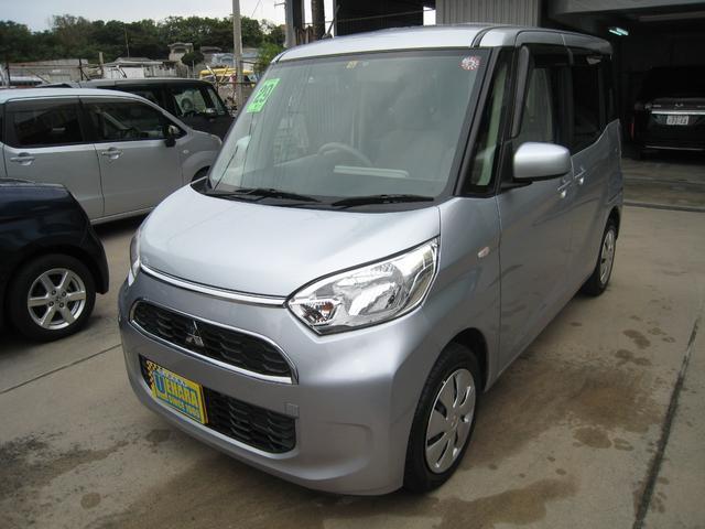 沖縄県沖縄市の中古車ならeKスペース M ナビ・Bluetoothオーディオ・バックカメラ付