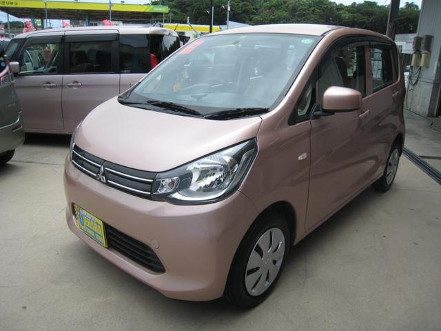 沖縄県の中古車ならeKワゴン E
