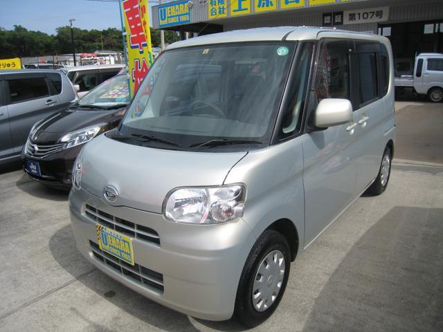沖縄県の中古車ならタント Xスペシャル 本土中古車